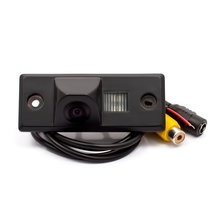 Автомобильная камера заднего вида для  Volkswagen Touareg Santana - Краткое описание