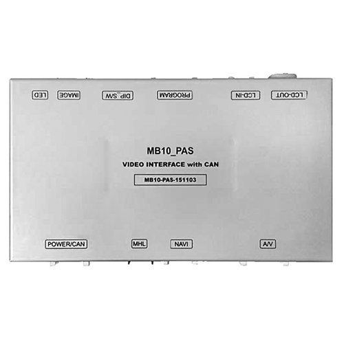 Video Interface for Mercedes-Benz W221 of 2010-2013 MY