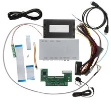 CarPlay Connection Kit for Toyota Camry with Fujitsuten Denso Ten System - Short description