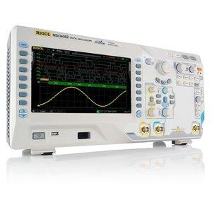 Mixed Signal Oscilloscope RIGOL MSO4012