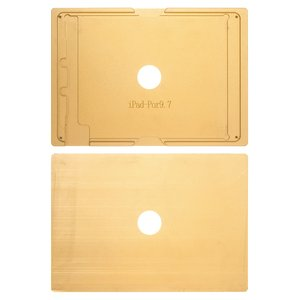 LCD Module Mould for Apple iPad Pro 9.7 Tablet, (for glass gluing , aluminum)