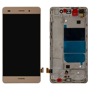 71dce823c5973 Pantalla LCD para celular Huawei P8 Lite (ALE L21)