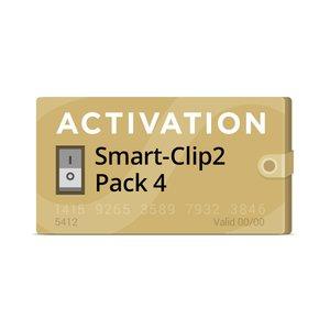 Активация Pack 4 для Smart-Clip2