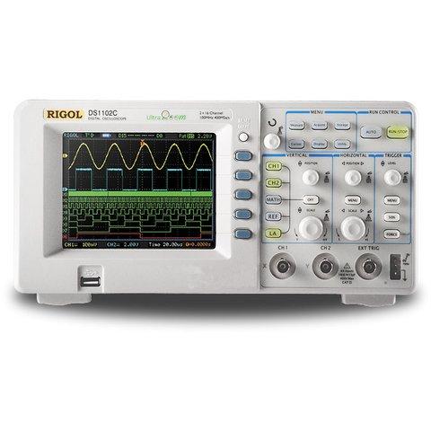 Цифровий осцилограф RIGOL DS1022C