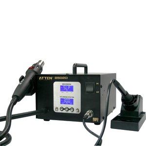 Термоповітряна паяльна станція ATTEN AT8502D