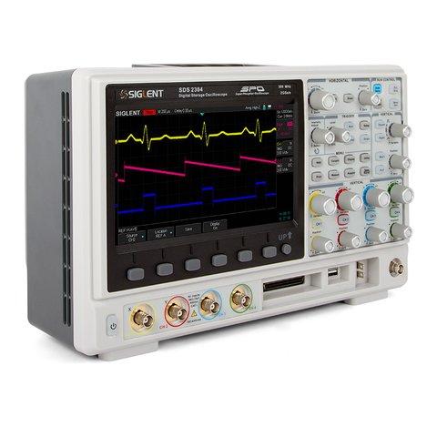 Цифровий осцилограф SIGLENT SDS2074