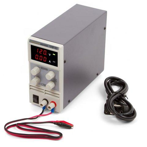 Лабораторний блок живлення Masteram HPS1203D