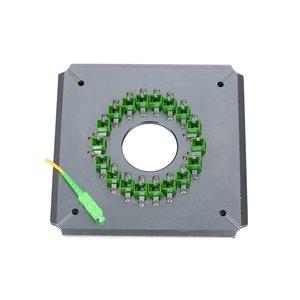 Полировочный держатель оптоволоконных коннекторов Fibretool SC/A-24