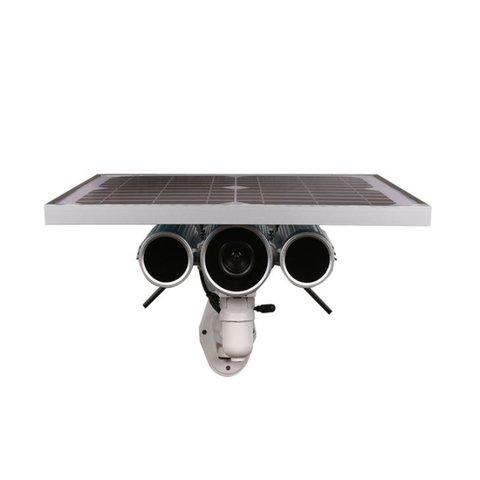 Безпровідна IP камера спостереження HW0029 6 4G з сонячною панеллю 720p, 2 МП