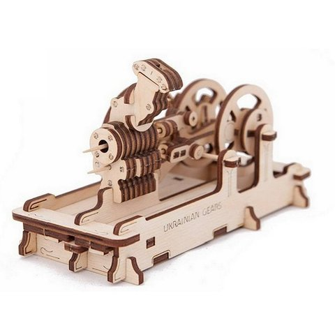 Mechanical 3D Puzzle UGEARS Engine - /*Photo|product*/